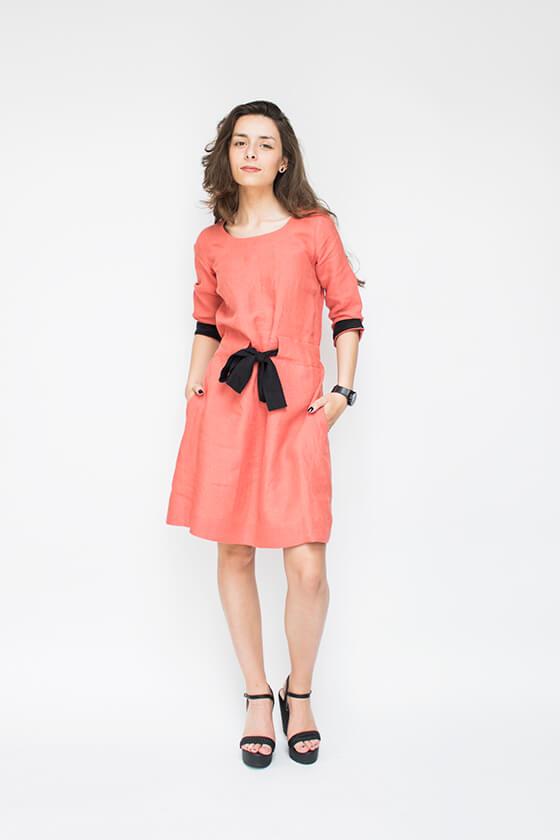 Lininės suknelės - LinenSheep