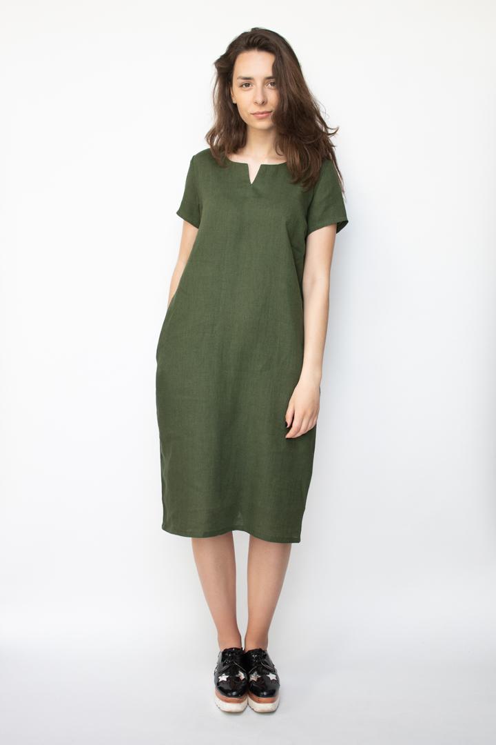 suknelės internetu - LinenSheep