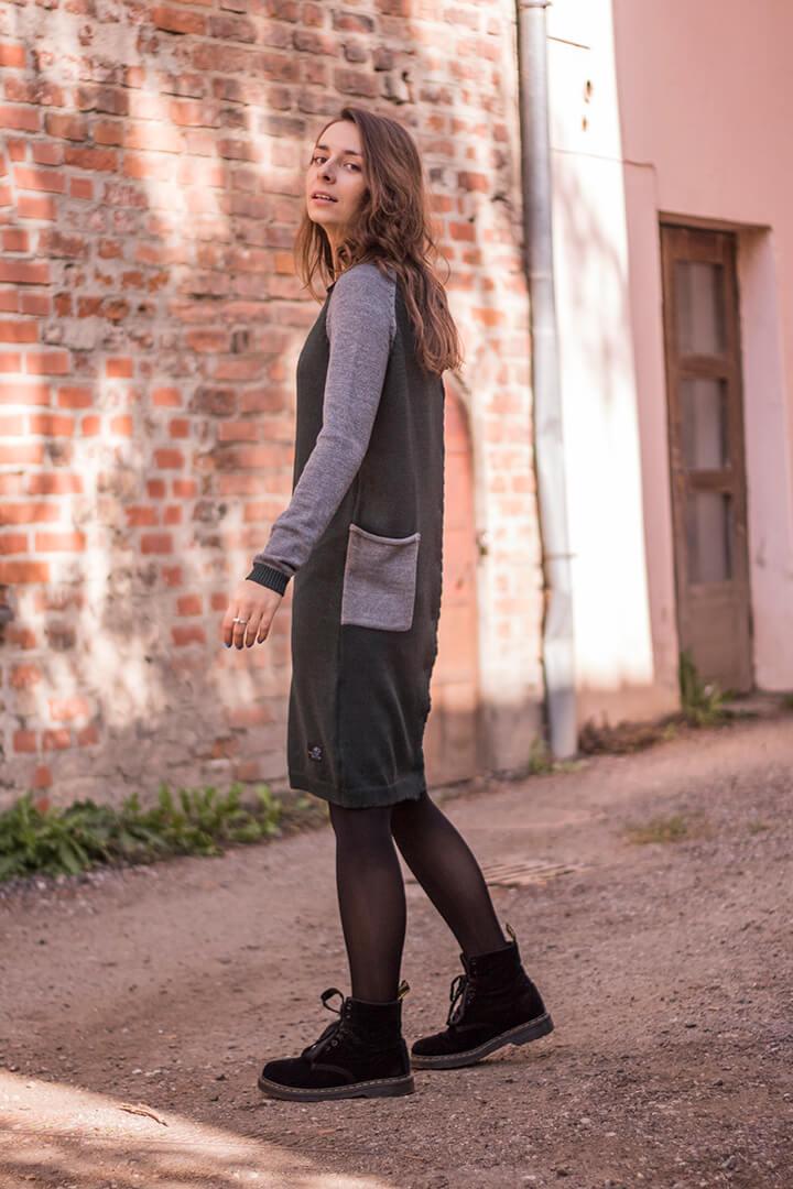 Suknelė / Kardiganas